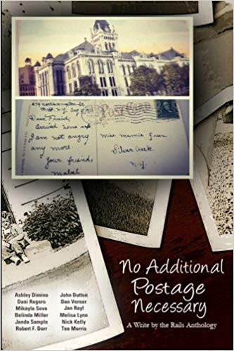 No Additional Postage Necessary, Write by the Rails, WbtR, Anthology